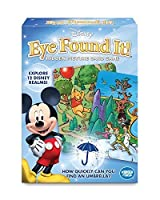 World of Disney Eye Found It Card Game by The Wonder Forge [並行輸入品]