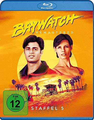 Baywatch HD - Staffel 5  (Fernsehjuwelen) [Blu-ray]