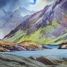 Art: Loch Coruisk Isle of Skye | Etsy