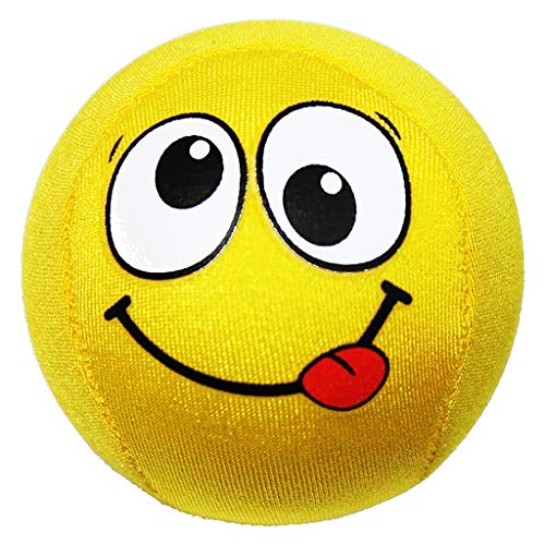 Skip It Pool Bouncy Balls: Emoji Water Swimming Sports Games for Kids and Adults. Best Skipping Throw Waterball Toy for Lake, Ocean Surf and Travel. Hours of Extreme Summer Fun for the Entire Family!