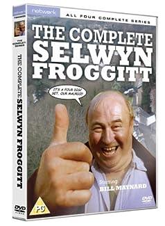 The Complete Selwyn Froggitt - All Four Complete Series
