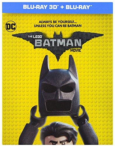The Lego Batman Movie Steelbook [Blu-Ray]+[Blu-Ray 3D] [Region B] (IMPORT) (Keine deutsche Version)