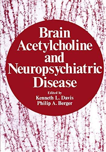 Brain Acetylcholine and Neuropsychiatric Disease