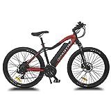Mon vélo : le Urban Biker VTT Dakota C'est selon moi le meilleur VTT électrique au niveau qualité prix !