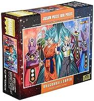 108ピース ジグソーパズル ドラゴンボール超 宇宙をかけた戦い ラージピース(26x38cm)