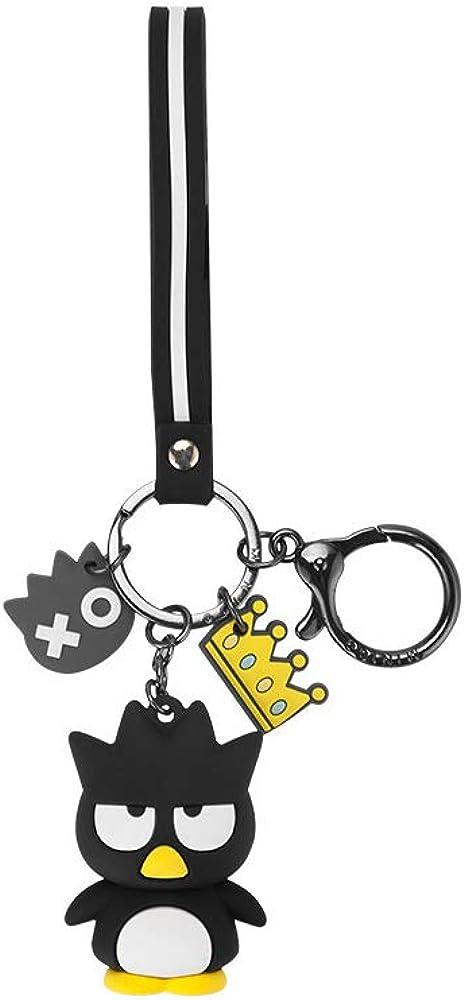 iTTiTude Hello Kitty & Friends Adorable Cartoon Keychain Keyring Key Purse Handbag Charms