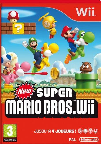 New Super Mario Bros Wii [Importación francesa]