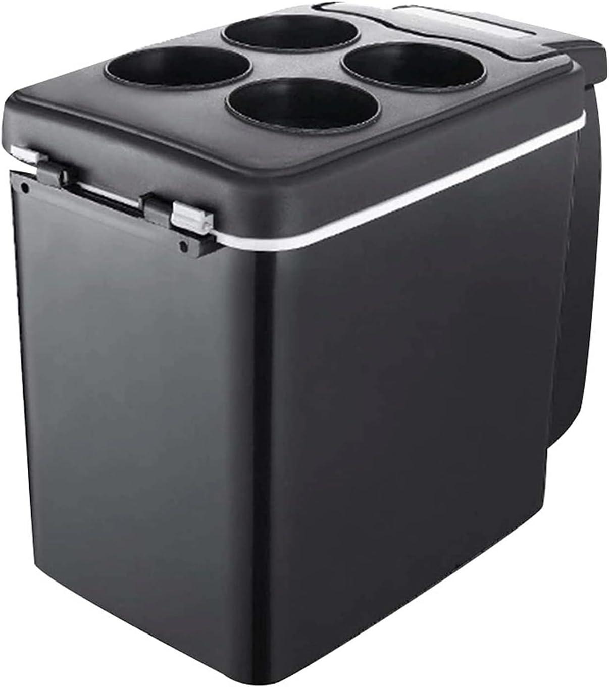 LJJSMG Mini Fridge gift 6 Liter 10 Max 73% OFF Large Can Warmer Cooler Capaci and