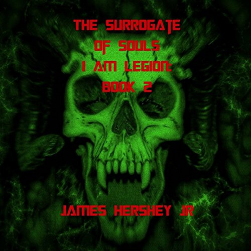 The Surrogate of Souls  By  cover art