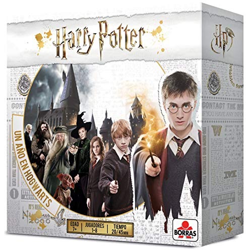 HARRY POTTER The Board Game