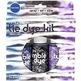 S.E.I. Shibori Tie Dye Kit, Fabric Dye Spray, 3 Colors