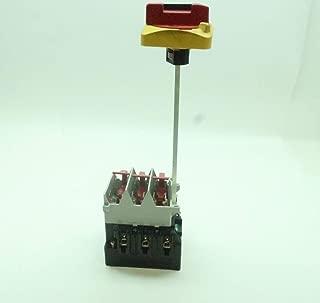 ALLEN BRADLEY 194R-NJ030P3 30A 3P FUSIBLE Disconnect Switch 600VAC SER B D632617