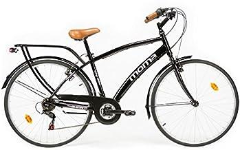 Moma Bikes City Bike - Bicicleta Paseo, Unisex, Adulto,