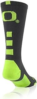 TCK NCAA Oregon Ducks Crew Socks