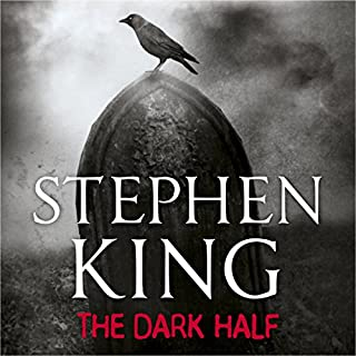 The Dark Half                   By:                                                                                                                                 Stephen King                               Narrated by:                                                                                                                                 Grover Gardner                      Length: 15 hrs and 15 mins     223 ratings     Overall 4.4