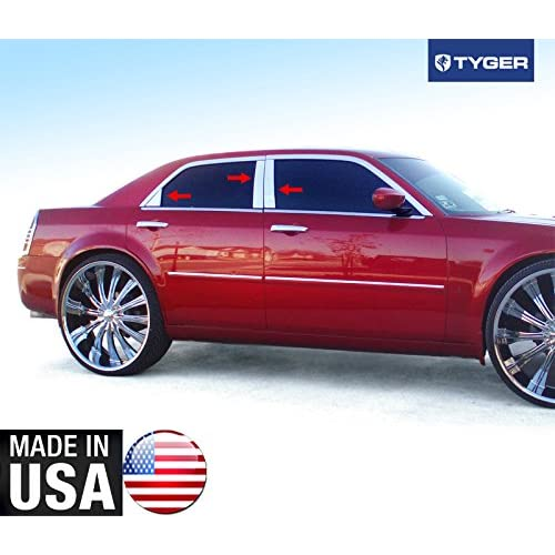 Chrysler 300 Chrome Accessories: Amazon.com