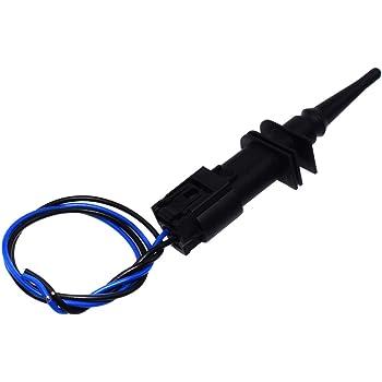 Amazon.com: Ambient Outside Air Temperature Sensor & Wire Harness for BMW  335i 528i 750i M3: Automotive
