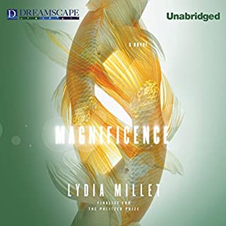 Magnificence audiobook cover art