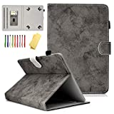 8.0 inch Universal Wallet Case, Dteck Protective Slim Stand Cover Case for iPad Mini/Samsung Galaxy/Amazon Kindle Fire HD 8/ Huawei Mediapad/Lenovo/RCA/Acer and More 7.0-8.0 inch Tablet