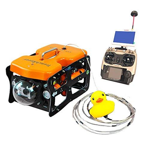 ThorRobotics Underwater Drone 110 ROV 2.4G Wireless Photography Camera Robot Underwater Camcorder...