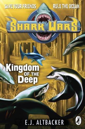 Shark Wars: Kingdom of the Deep (English Edition)
