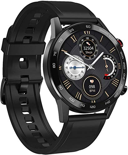 Reloj inteligente impermeable Fitness Tracker Frecuencia Cardíaca Monitor de Presión Arterial Podómetro Hr Actividad Seguidores de Sueño Deportes Bluetooth Smartwatch Running Reloj de Pulsera - 3