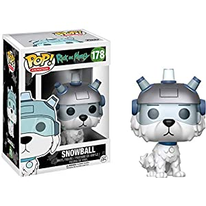 Funko Pop Snowball (Rick & Morty 178) Funko Pop Rick & Morty