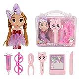 Ensemble de jouets de maquillage cosmétique lavable pour enfants Princess Doctor Pretend Play Toys (G)