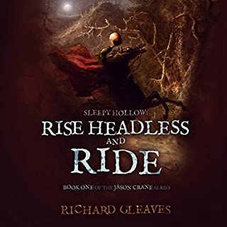 Sleepy Hollow: Rise Headless and Ride cover art
