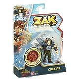 Bandai- Figura articulada Zak Storm, 41530, Multicolor, 8 cm