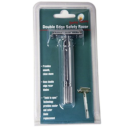 Shaving Factory Double Edge Safety Razor