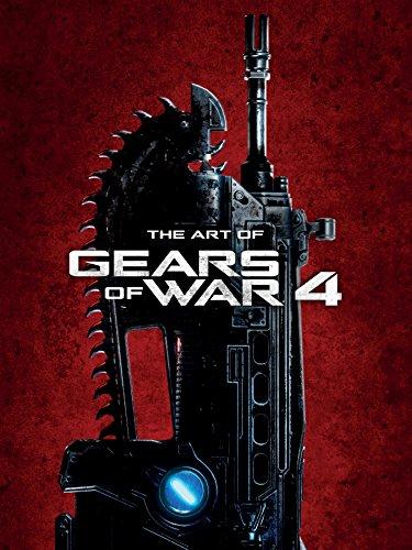 Art of Gears of War 4 (English Edition)