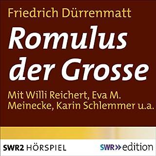 Romulus der Grosse Titelbild