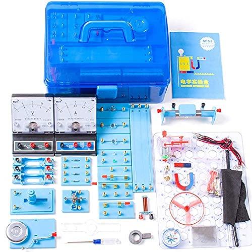 FACAZ Modelo de Ciencia educativa Kit de Circuito eléctrico Interruptor de línea...