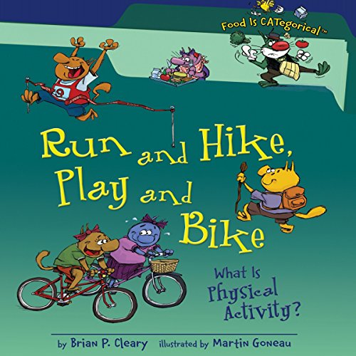 Run and Hike, Play and Bike [Revised Edition] copertina