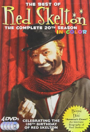 The Best of Red Skelton: Season 20 (In Color)