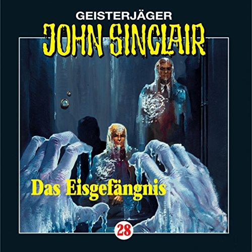 Page de couverture de Das Eisgefängnis