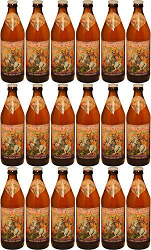 Ritter St. Georgen-Brauerei - Weißer Franke (18 Flaschen) I Bierpaket von Bierwohl