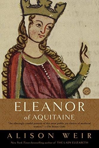 Eleanor of Aquitaine: A Life (Ballantine Reader s Circle)