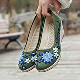 Immagine 2 minetom donna vintage scarpe ricamati