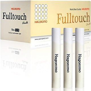 [羽衣]HAGOROMO フルタッチチョーク白色72本入 (Fulltouch White Chalk 72pcs) [並行輸入品]
