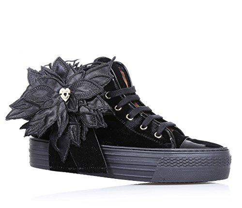 Zapatos Mujer Casual Sneakers Twin Set Ha68fa Negro 40
