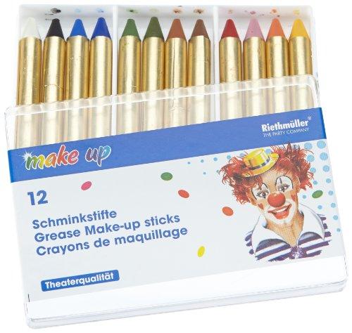 Riethmüller, Set di 12 matite da trucco