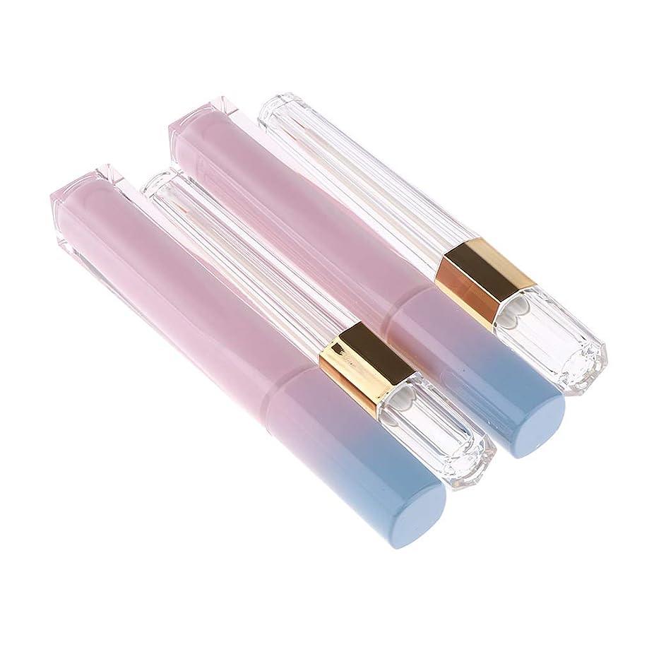 手乳白食物F Fityle 空 化粧品容器 まつげ液チューブ マスカラチューブ アイライナーチューブ 詰替え容器