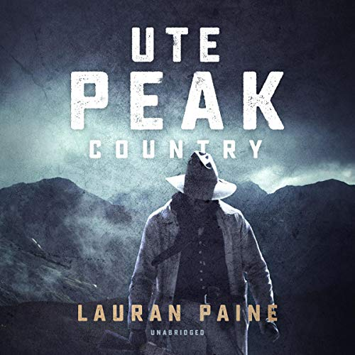 Couverture de Ute Peak Country