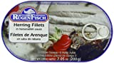 RügenFisch Herring Fillets in Horseradish Sauce, 7.05 Ounce