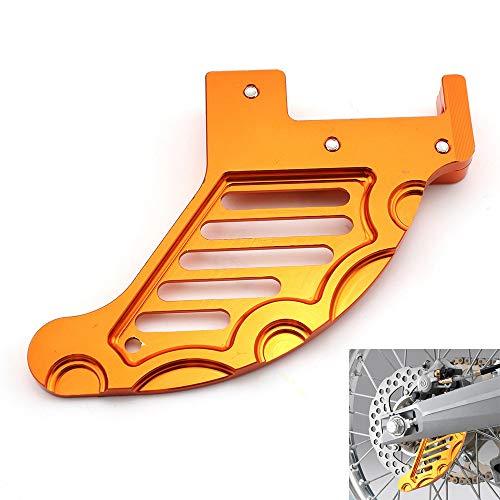LanLan Accessori per moto, Protezione disco freno posteriore per KTM 125 250 350 450 525 530 SX SX-F EXC MXC XCW Arancione