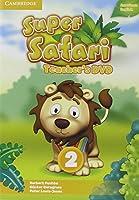 Super Safari, Level 2: Teacher's Dvd, American English Edition