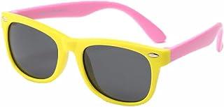 MXH - MXH Clásico de Silicona Anti-radiación polarizadas Gafas de Sol bebé Gafas de Sol niños,c2