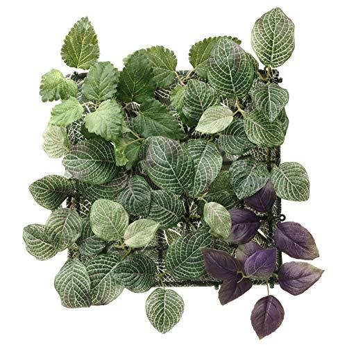 IKEA ASIA FEJKA Künstliche Pflanze, Wandmontage, für drinnen und draußen grün/Flieder